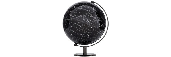Emform - Globe Milky Way - Black