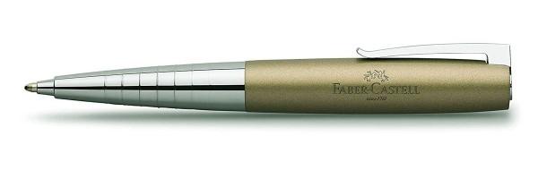 Faber Castell - Loom Metallic Olive Green - Ballpoint Pen