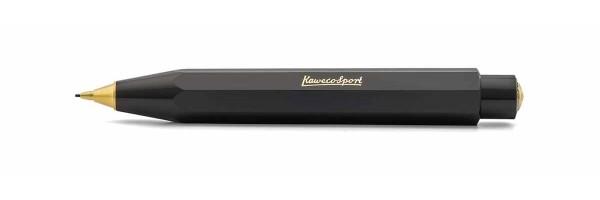 Kaweco - Classic Sport - Black - Pencil 0,7 mm.
