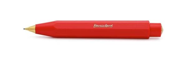 Kaweco - Classic Sport - Red - Pencil 0,7 mm.