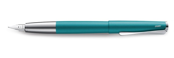 Lamy - Studio Aquamarine - Fountain Pen