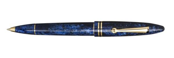 Leonardo Officina Italiana - Furore - Blu Galssia GT - Penna a sfera