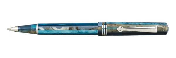 Leonardo Officina Italiana - Momento Zero - Blue Hawaii CT - Penna a sfera