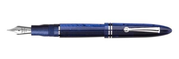 Leonardo Officina Italiana - Furore - Blu Galssia CT - Stilografica - Pennino acciaio