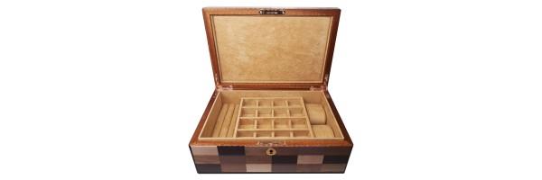 Jewel case - Sestiere wood
