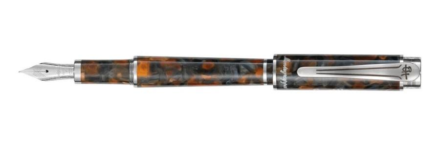 Montegrappa - Ernest Hemingway Novel Amber - Fountain Pen