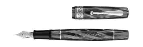 Montegrappa - Ammiraglio 1939 - Charcoal - Fountain Pen