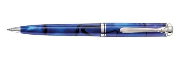 Pelikan - Souverän 805 - Blue Dunes - Penna a sfera