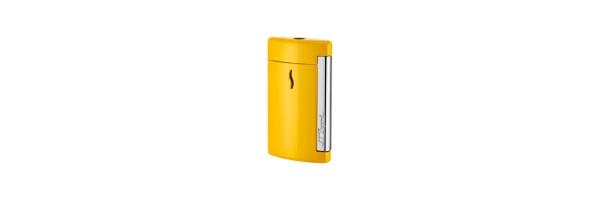 Dupont - Lighter Minijet - Yellow Pop
