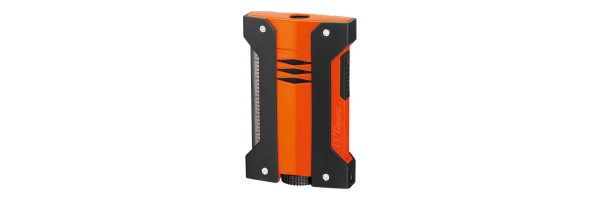 Dupont - 021404 - Defi Extreme Lighter - Orange