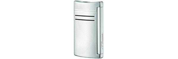 Dupont - Lighter Maxijet - Chrome Grey Vibration