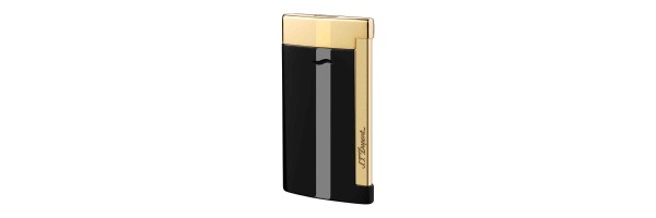 Dupont - 027708 - Slim 7 Lighter - Black Gold