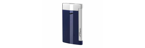 Dupont - 027709 - Slim 7 Lighter - Blue