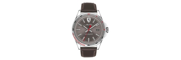 Watch - Scuderia Ferrari - Pilota - Grey Dial