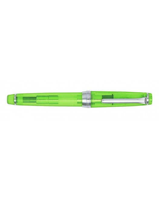 Sailor - Sapporo Slim - Trasparent Green - Fountain Pen