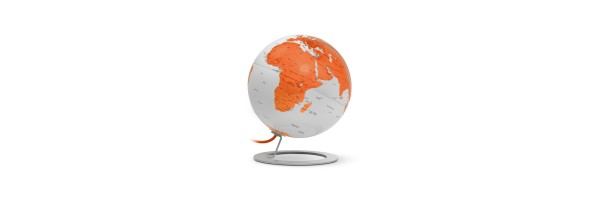 Atmosphere - Iglobe - Globo con luce - Arancione