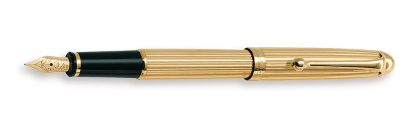 Aurora - 88 - Fountain Pen Gold - 813