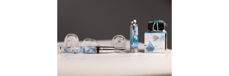 Aurora - Glacier - Fountain Pen