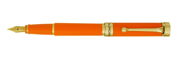 Aurora - Edo Orange - Fountain Pen