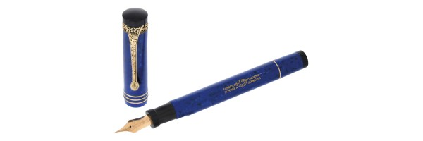 Aurora - Internazionale Blue - Solid Gold Trims - Limited Edition