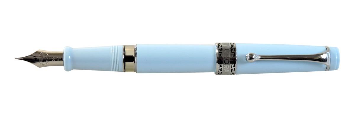 Aurora - Optima Flex Azzurra - Penna Stilografica