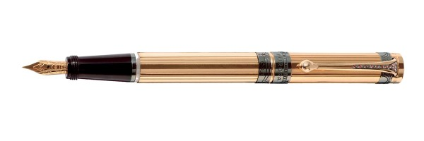 Aurora - Palladio Solid Gold - Fountain Pen - Limited Edition