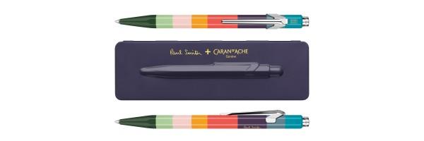 Caran d'Ache - 849 Paul Smith 2020 - Damson Purple - Ballpoint