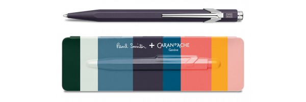 Caran d'Ache - 849 Paul Smith - Damson - Ballpoint