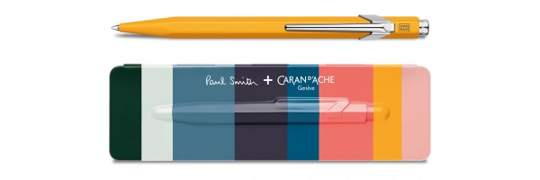 Caran d'Ache - 849 Paul Smith - Orange - Ballpoint