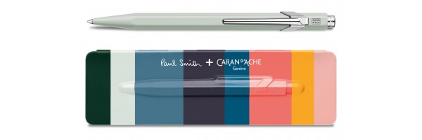 Caran d'Ache - 849 Paul Smith - Pistachio Green - Ballpoint