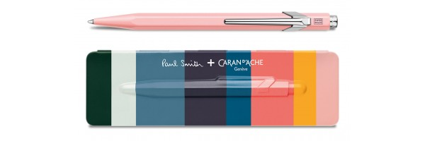 Caran d'Ache - 849 Paul Smith - Rose Pink - Ballpoint