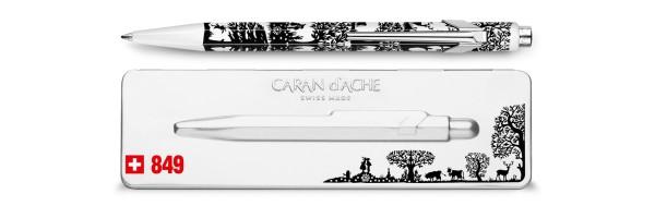Caran d'Ache - 849 Special - Papercut - Ballpoint