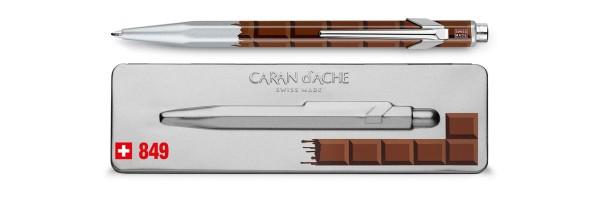 Caran d'Ache - 849 Special - Cioccolato - Penna a sfera