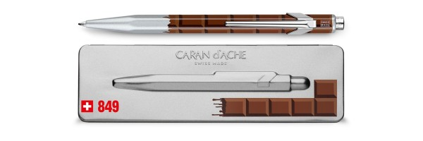 Caran d'Ache - 849 Special - Chocolate - Ballpoint