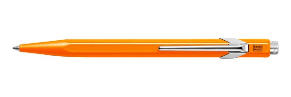 Caran d'Ache - 849 Pop Line Fluo - Orange - Ballpoint