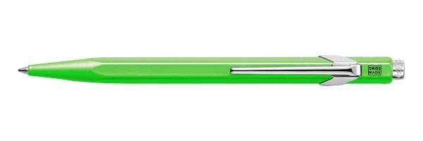 Caran d'Ache - 849 Pop Line Fluo - Verde - Penna a sfera