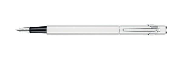 Caran d'Ache - 849 - Penna stilografica - White