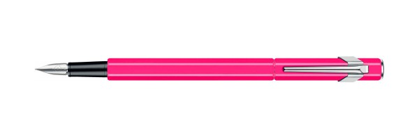 Caran d'Ache - 849 - Fountain Pen - Pink