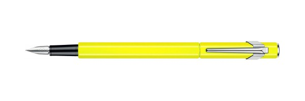 Caran d'Ache - 849 - Fountain Pen - Yellow