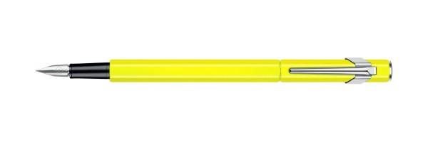 Caran d'Ache - 849 - Penna stilografica - Yellow