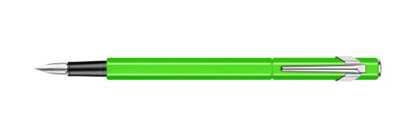 Caran d'Ache - 849 - Fountain Pen - Green