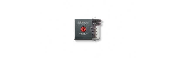 Caran d'Ache - Ink Cartridge - Infra Red