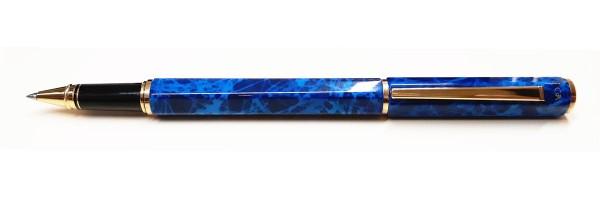 Caran d'Ache - Ecridor Lacca - Roller - Blu