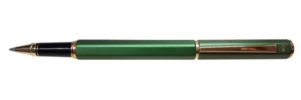 Caran d'Ache - Ecridor Lacca - Roller - Verde Satinata