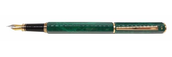 Caran d'Ache - Ecridor Lacca - Penna stilografica - Verde