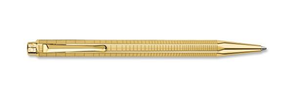 Caran d'Ache - Ecridor - Lignes Urbaines Gold Plated - Ballpoint Pen