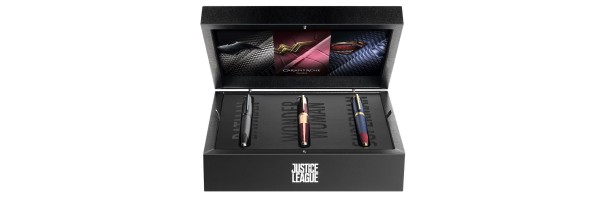 Caran d'Ache - Set Justice League - Stilografica