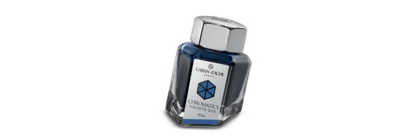 Magnetic Blue - Caran D'Ache Ink