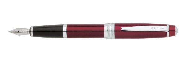 Cross - Bailey - Red - Fountain Pen