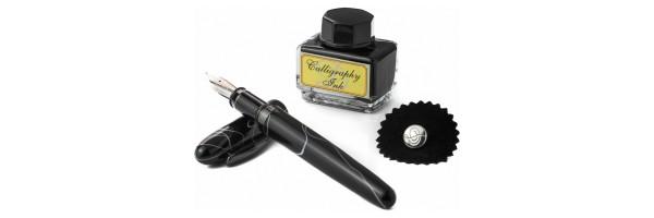 Dallaiti - Classic - Fountain Pen - Black